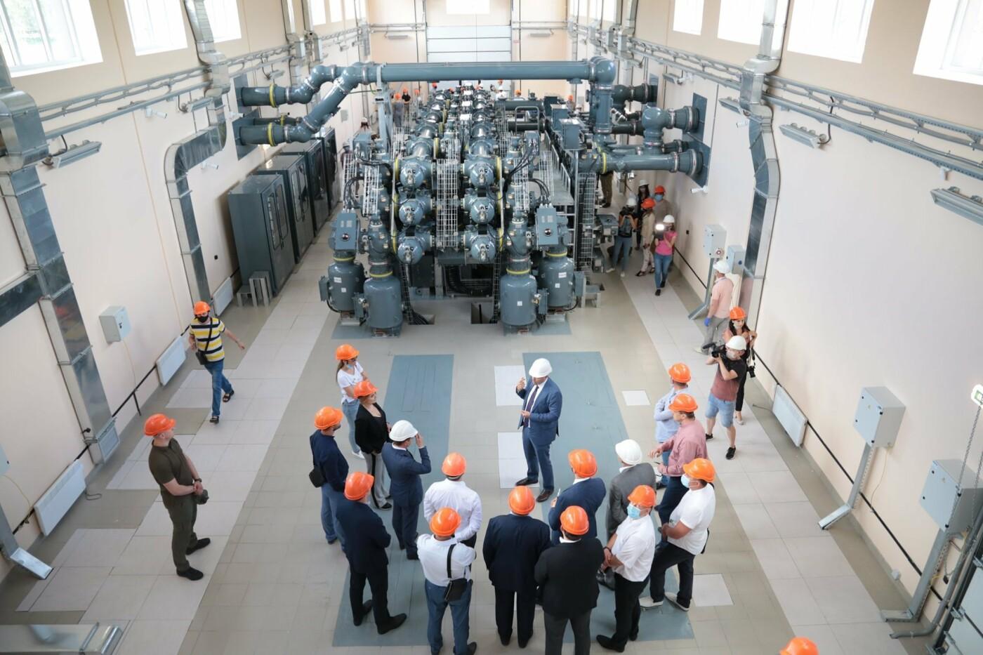 """Заработала подстанция """"Кременская"""": север Луганской области подключен к объединенной энергосистеме Украины, фото-2"""