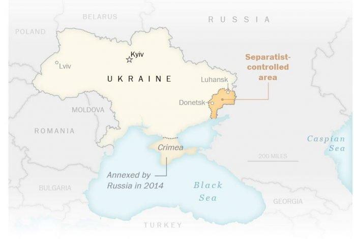 The Washington Post: Кровавый уголь - как Россия продает краденое из Донбасса, фото-1