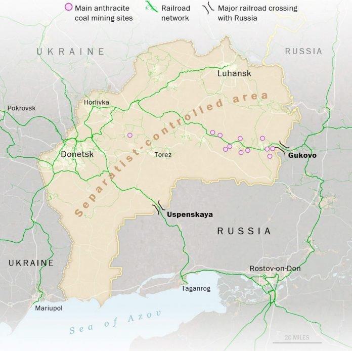 The Washington Post: Кровавый уголь - как Россия продает краденое из Донбасса, фото-2