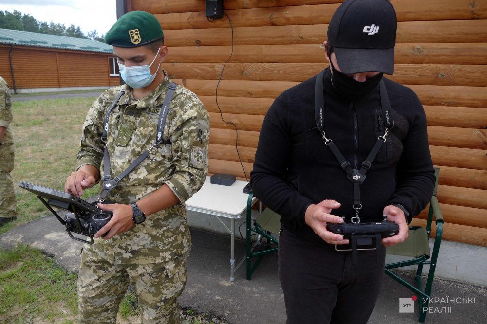 Разминирование с помощью дронов: Пограничники исследуют новый метод, который хотят применить на Донбассе, - ФОТО, фото-6