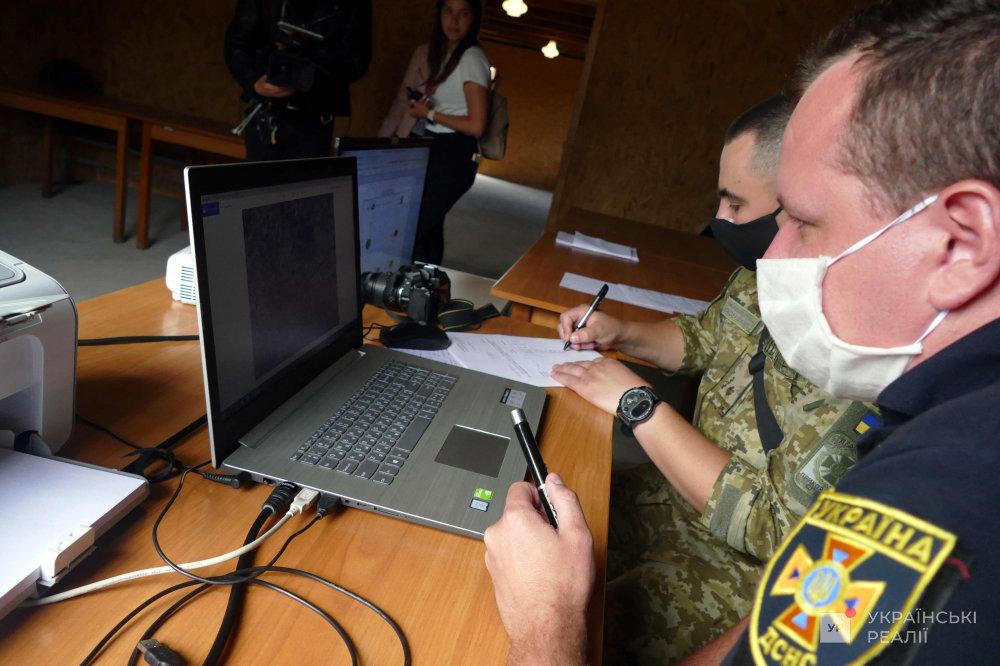 Разминирование с помощью дронов: Пограничники исследуют новый метод, который хотят применить на Донбассе, - ФОТО, фото-2