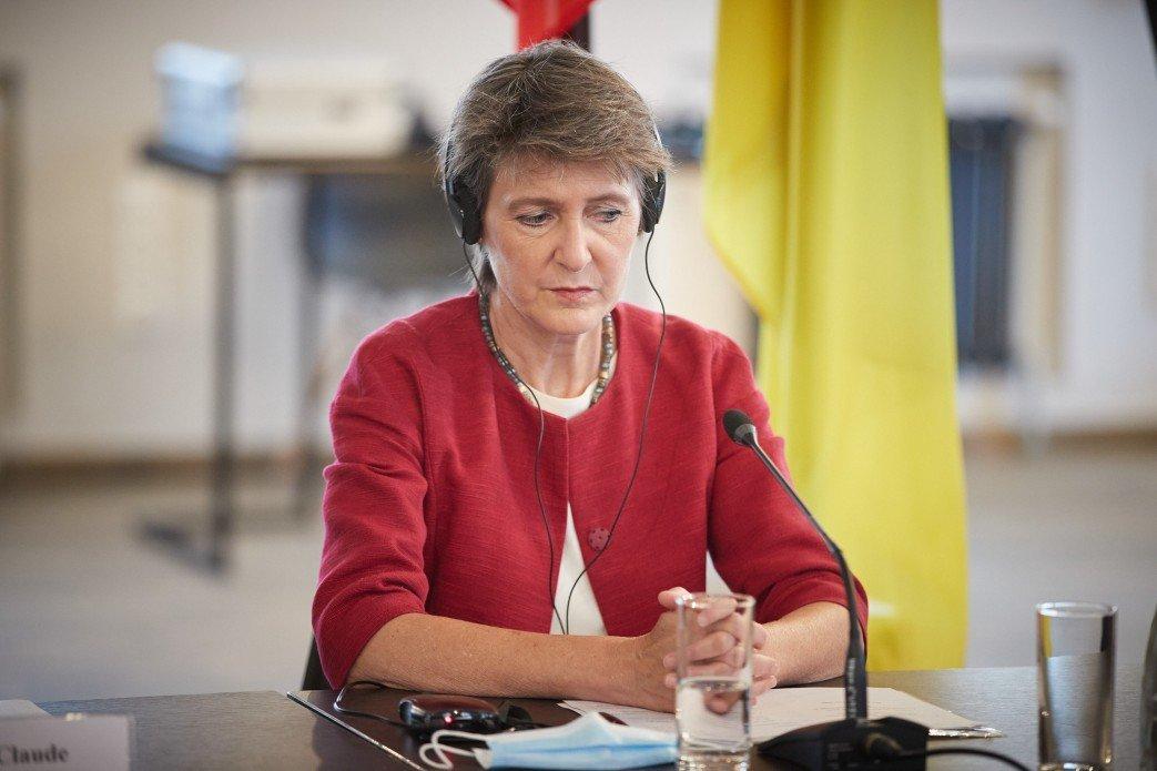 Чтобы люди чувствовали себя как дома: О чем говорили на Донбассе Зеленский, Соммаруга и представители международных гуманитарных организаций, фото-2