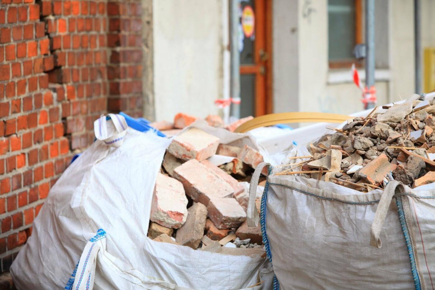 Что делать со строительным мусором? , фото-1