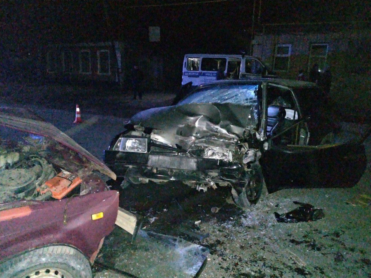 В Луганске произошло лобовое столкновение «Жигулей» и «восьмерки»: погиб человек, - ФОТО, фото-2