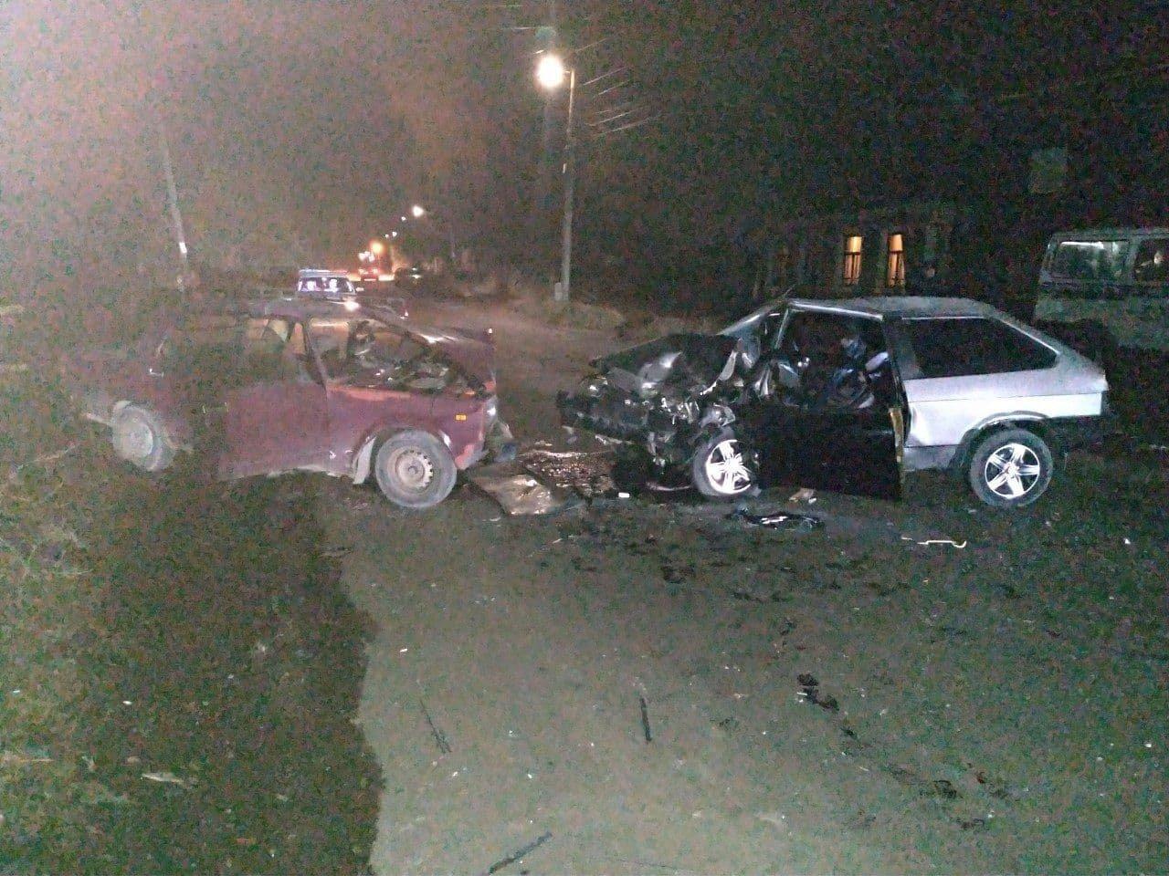 В Луганске произошло лобовое столкновение «Жигулей» и «восьмерки»: погиб человек, - ФОТО, фото-4