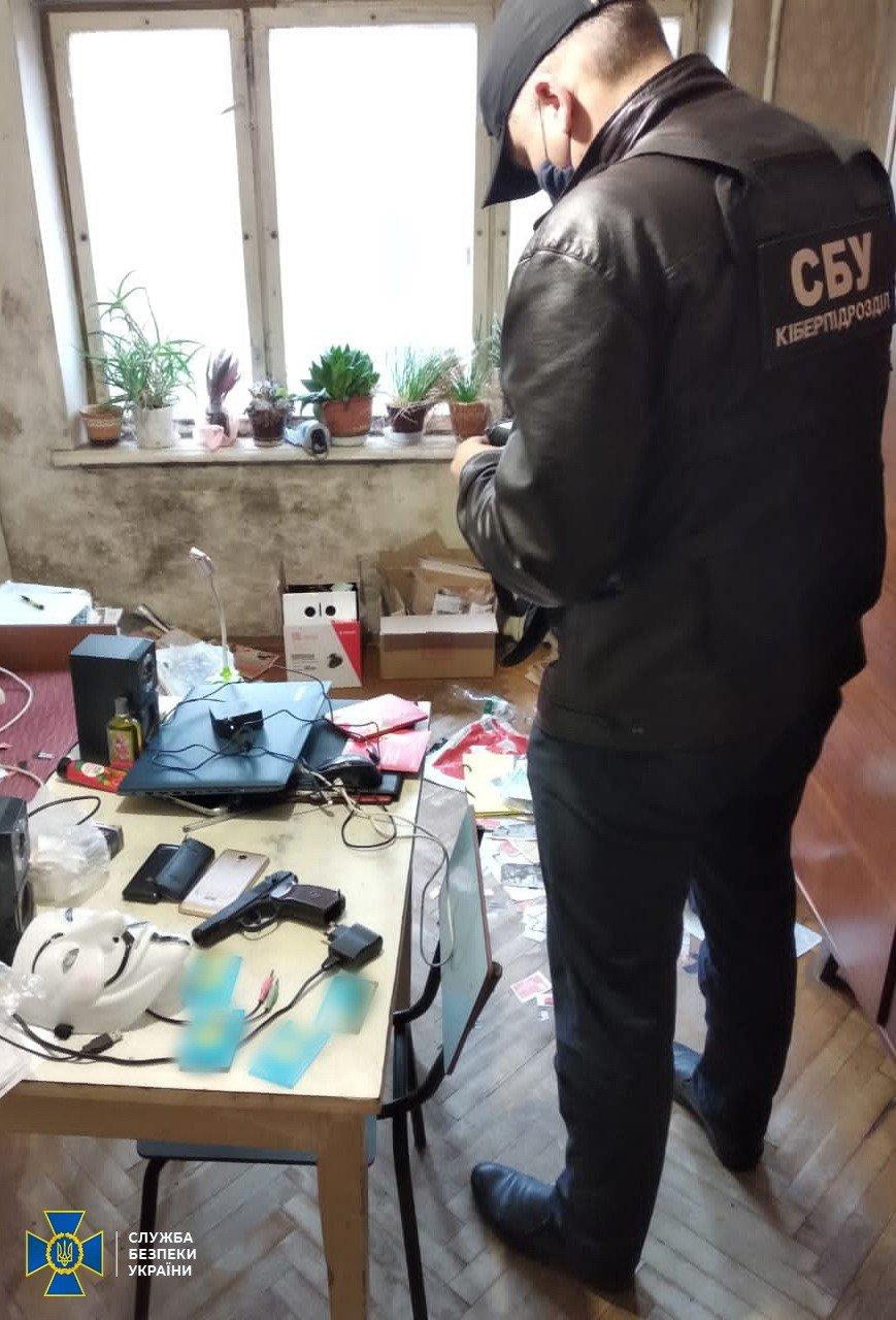 СБУ блокировала деятельность интернет-агитатора, который действовал по заданию российских кураторов, - ФОТО, фото-4