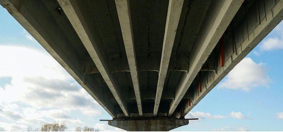 В Луганской области завершается ремонт Новоайдарского моста, фото-1