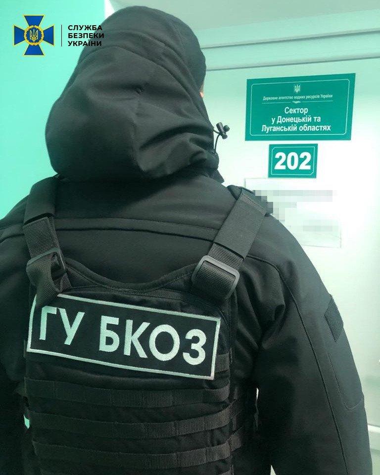 В Луганской области на взятке попался начальник офиса водных ресурсов, - ФОТО, фото-4