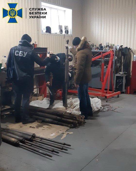 В Луганской области фирма поставляла для железной дороги старое оборудование под видом нового, - ФОТО, фото-8