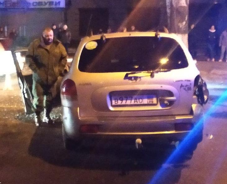В Луганске пьяный оккупант выехал на встречную и устроил ДТП, - ФОТО, фото-3