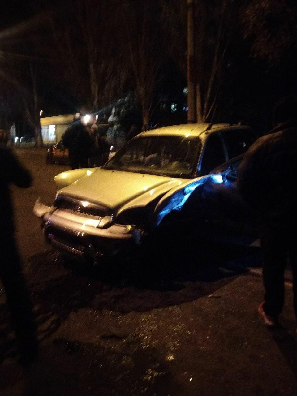 В Луганске пьяный оккупант выехал на встречную и устроил ДТП, - ФОТО, фото-4