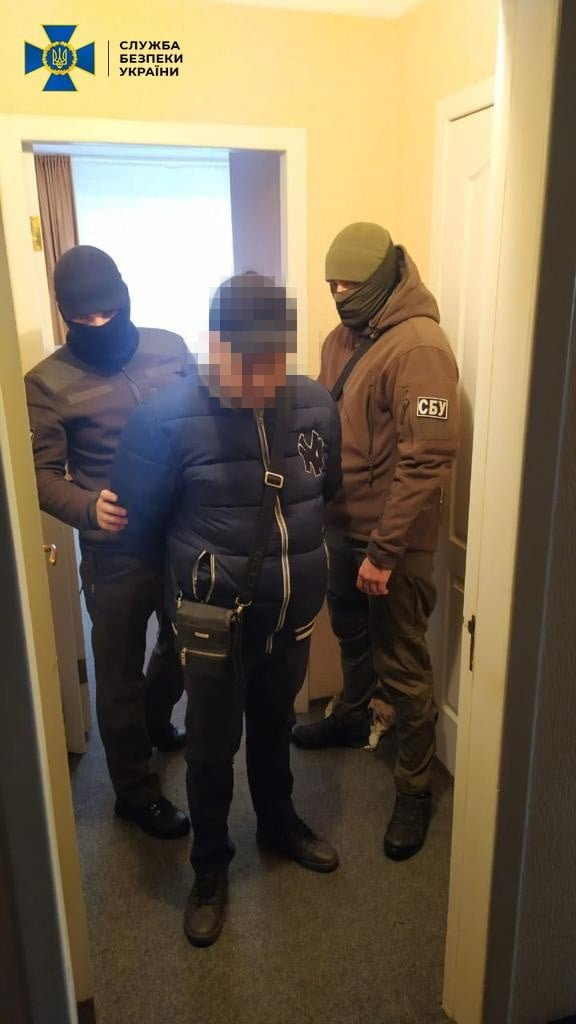 Разоблаченному контрразведкой СБУ боевику «ЛНР» объявлено о подозрении, - ФОТО, фото-1