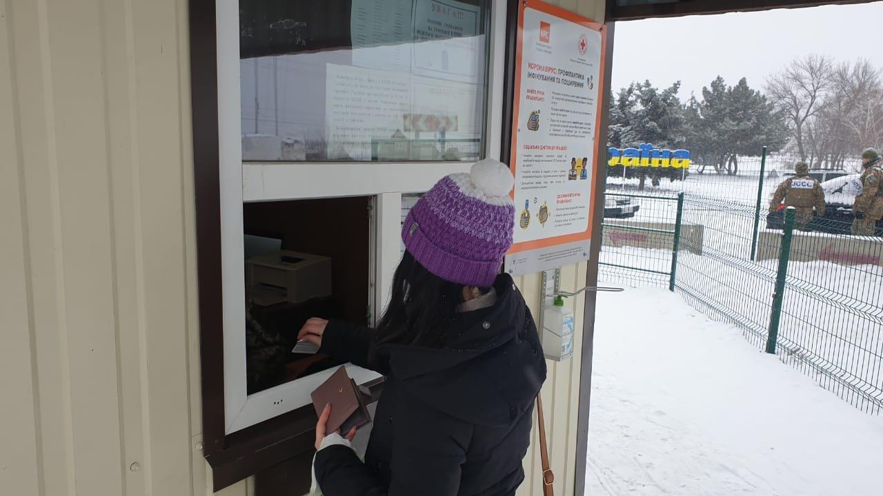 Через КПВВ «Станица Луганская» за неделю прошли 5345 человек, фото-1