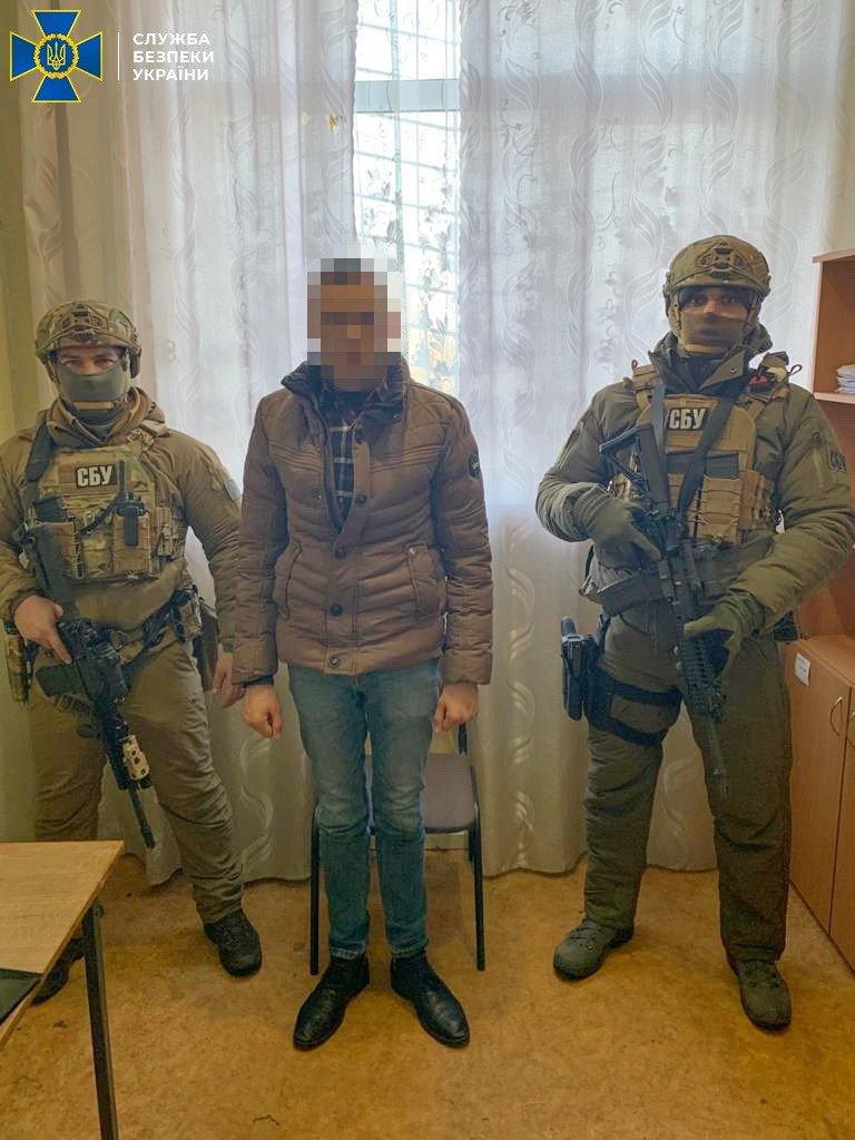 В Одессе задержали сотрудника «МГБ ЛНР», фото-1
