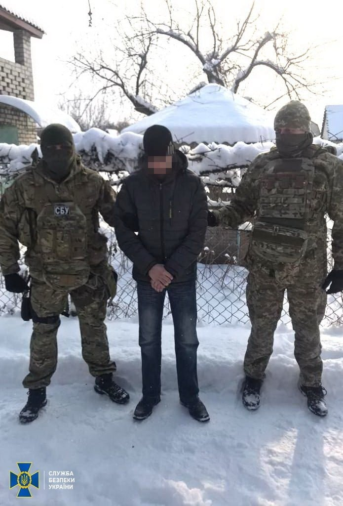 СБУ задержала разведчика боевиков «ЛНР», фото-1