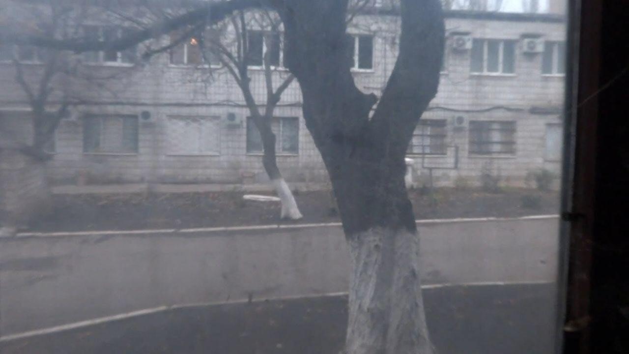 «Боятся «обнуления» от «братьев» из ФСБ: опубликованы первые фото концлагеря «Изоляция» в Донецке, фото-6
