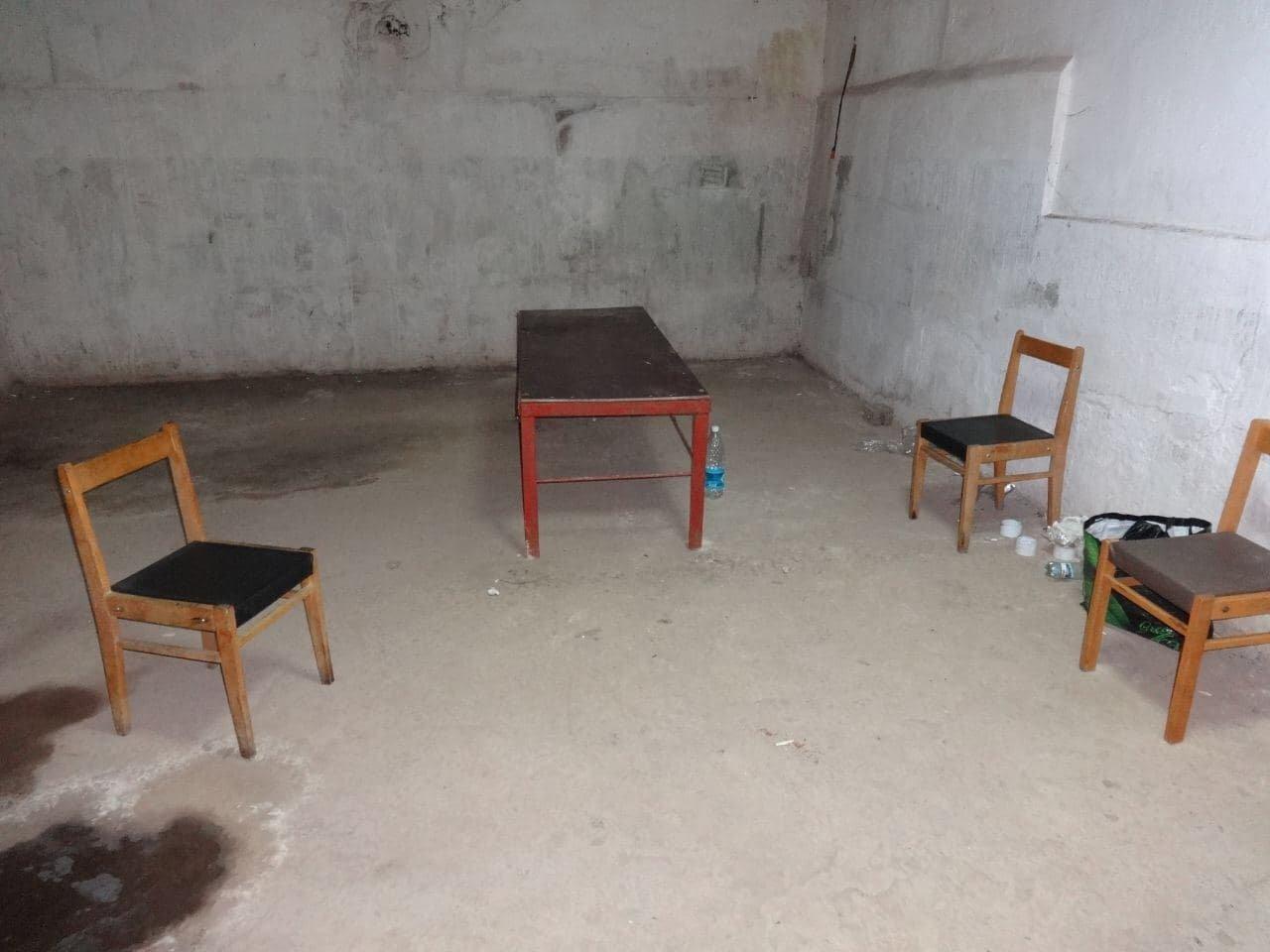 «Боятся «обнуления» от «братьев» из ФСБ: опубликованы первые фото концлагеря «Изоляция» в Донецке, фото-9