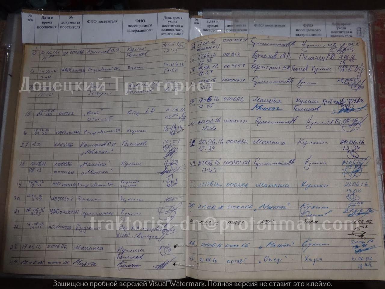 «Боятся «обнуления» от «братьев» из ФСБ: опубликованы первые фото концлагеря «Изоляция» в Донецке, фото-7