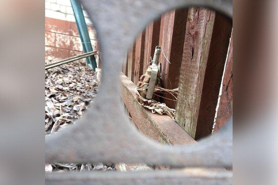 В Луганской области в заброшенном доме нашли тайник с боеприпасами, - ФОТО, фото-3