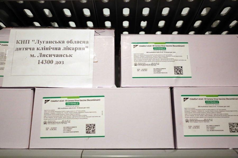 Луганская область получила первую партию вакцин от коронавируса: первыми будут прививать медиков и военных, фото-1