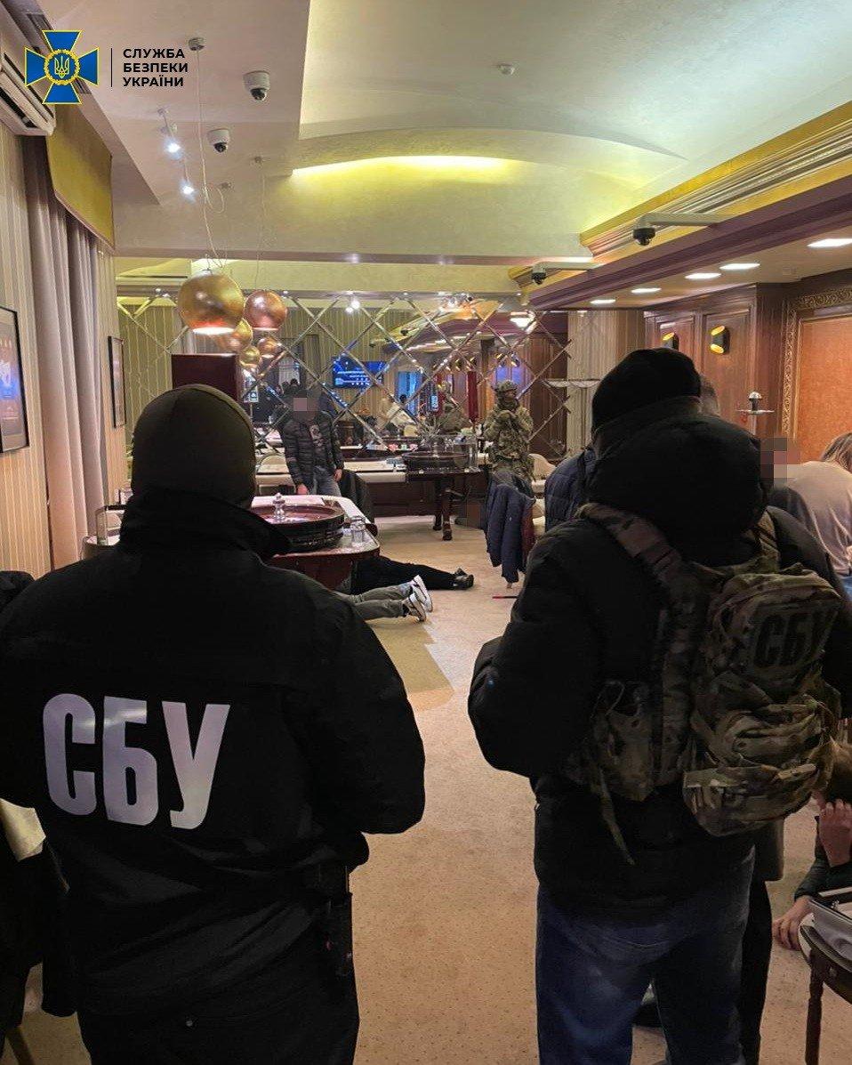 СБУ заблокировала работу сети подпольных казино, связанных с«ЛНР» и«ДНР», - ФОТО , фото-4