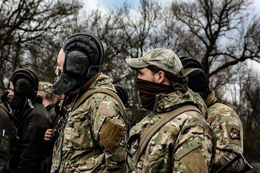 На Донбассе украинские танкисты провели учения, - ФОТО, фото-2