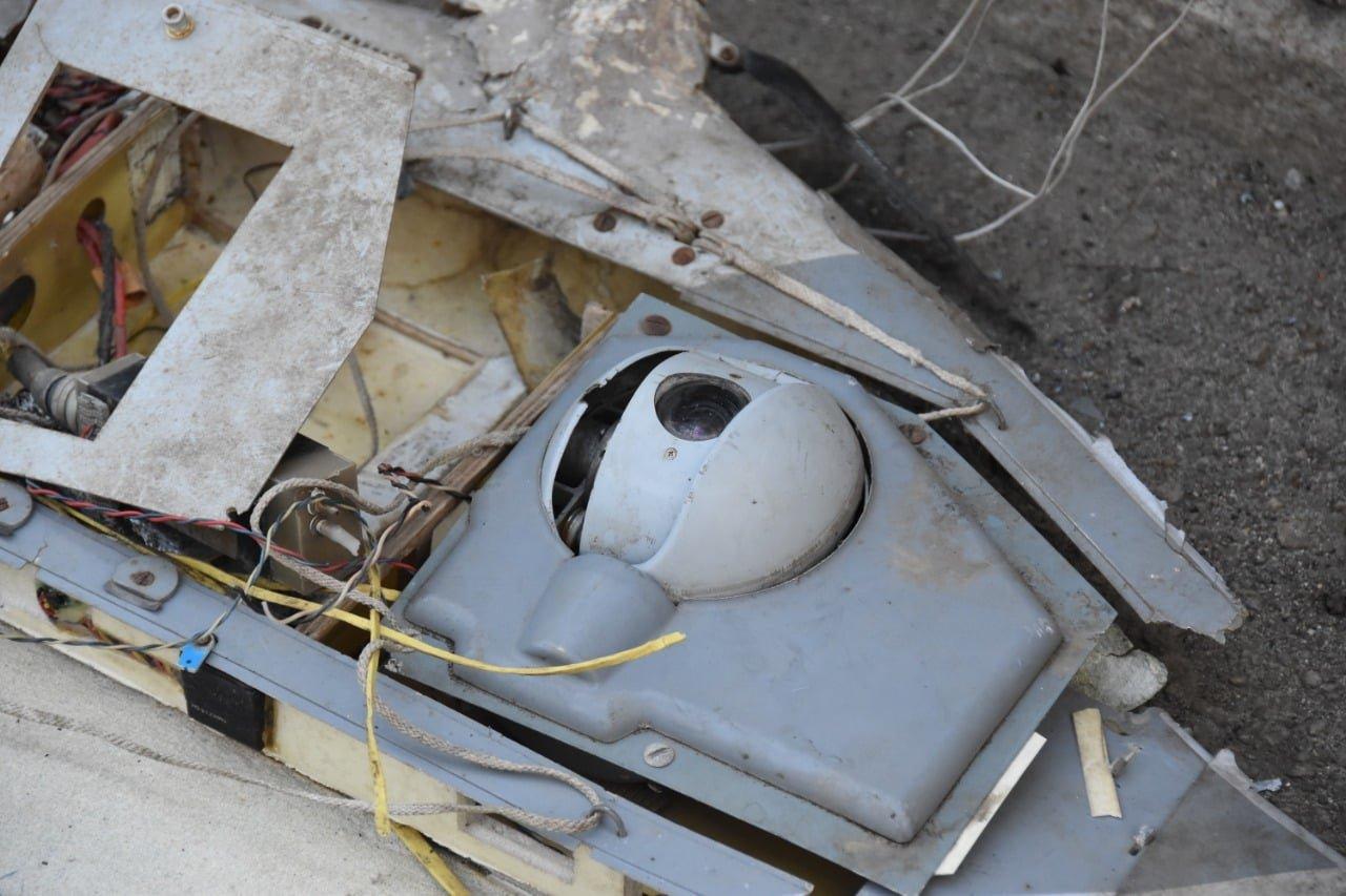 ВСУ сбили на Донбассе два российских беспилотника, - ФОТО  , фото-4
