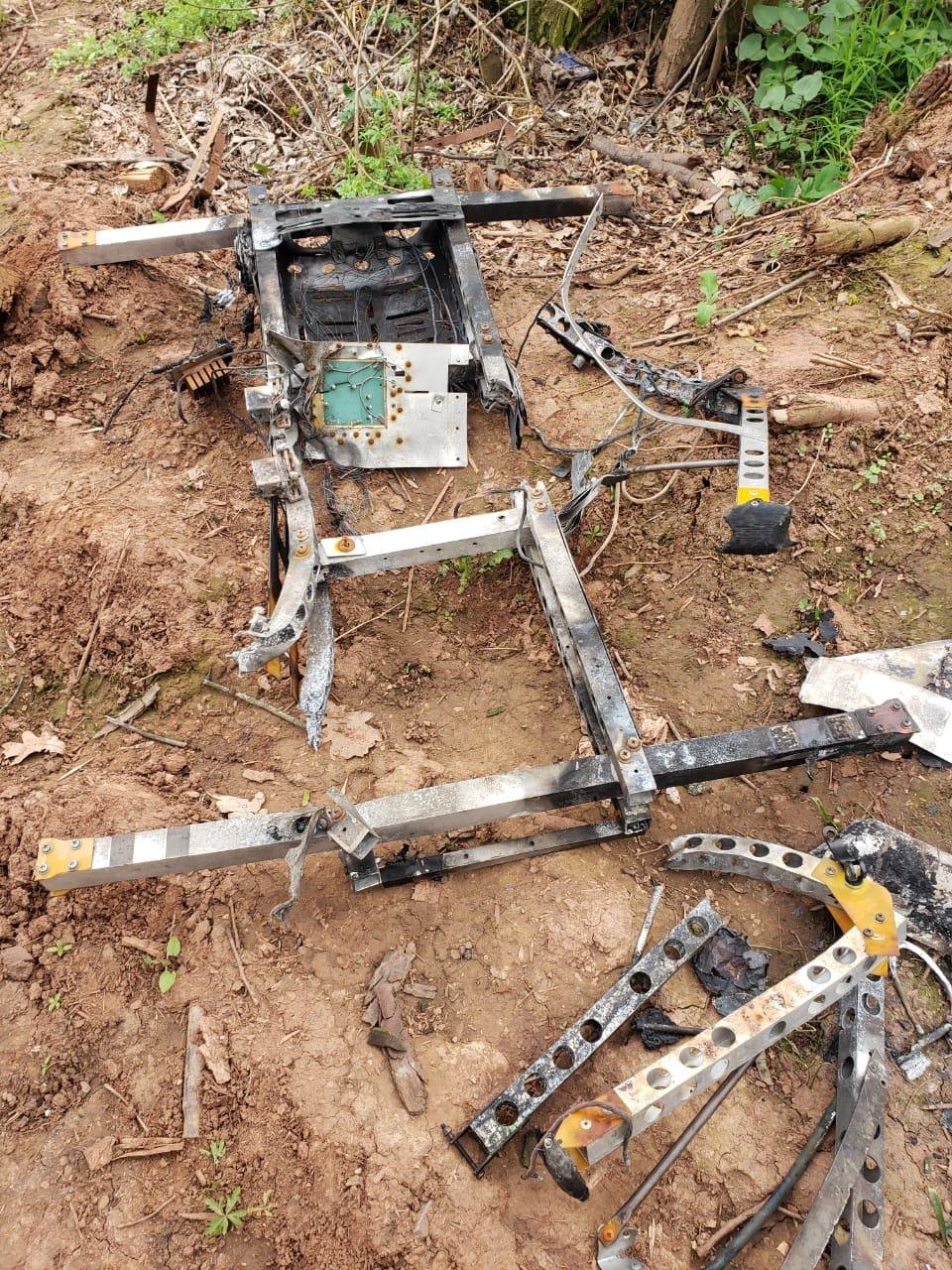 ВСУ сбили на Донбассе два российских беспилотника, - ФОТО  , фото-3