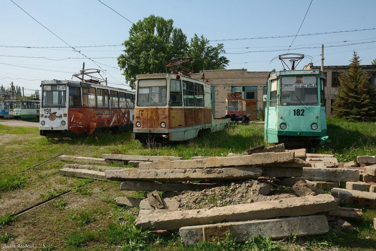 В Луганске трамваи превращаются в металлолом, - ФОТОФАКТ, фото-3