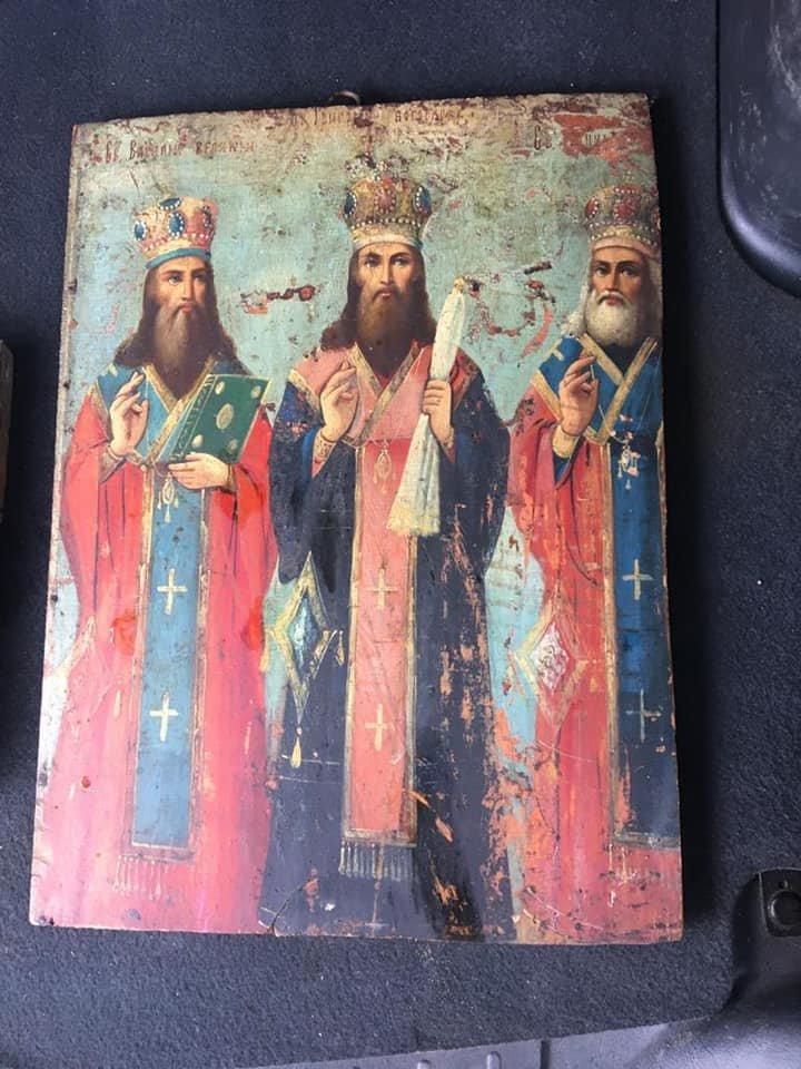 В Луганской области контрабандист пытался доставить иконы в Россию, - ФОТО, фото-3