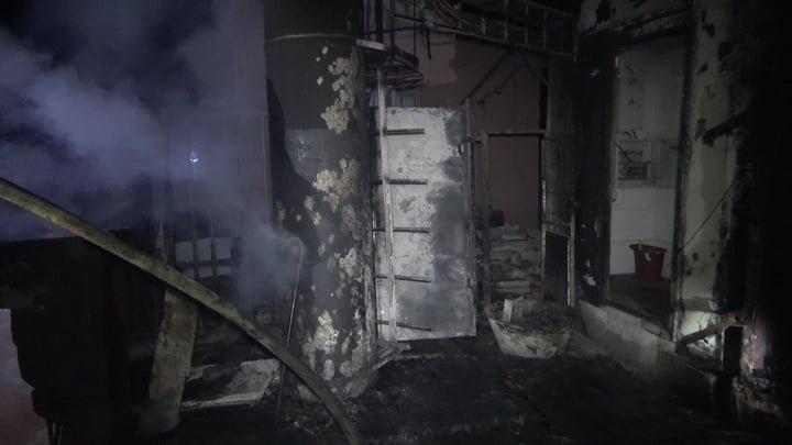 В оккупированном Луганске из-за аварии на электросетях загорелся рынок, - ФОТО, фото-1