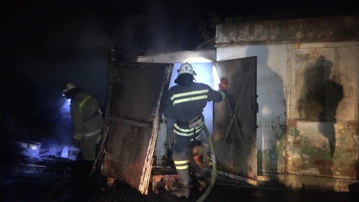 В оккупированном Луганске из-за аварии на электросетях загорелся рынок, - ФОТО, фото-3