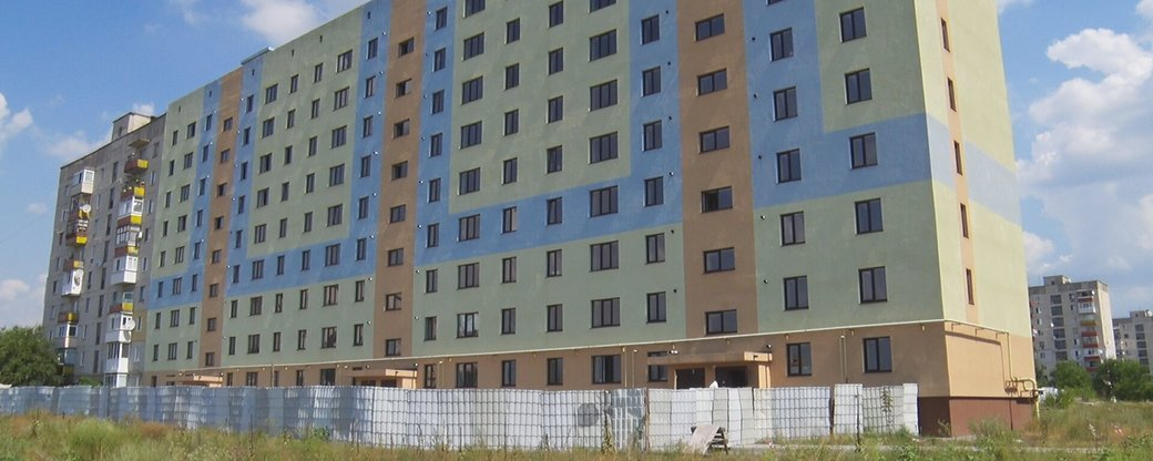 На Луганщине для переселенцев реконструируют более сотни квартир, - ФОТО, фото-1