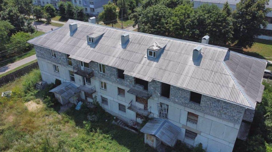 На Луганщине для переселенцев реконструируют более сотни квартир, - ФОТО, фото-3