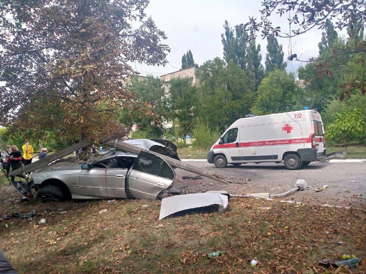 ДТП в Кировске: авто разорвало на части, - ФОТО, фото-2
