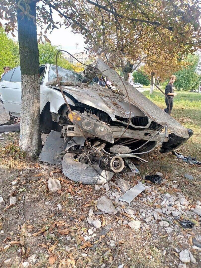 ДТП в Кировске: авто разорвало на части, - ФОТО, фото-3