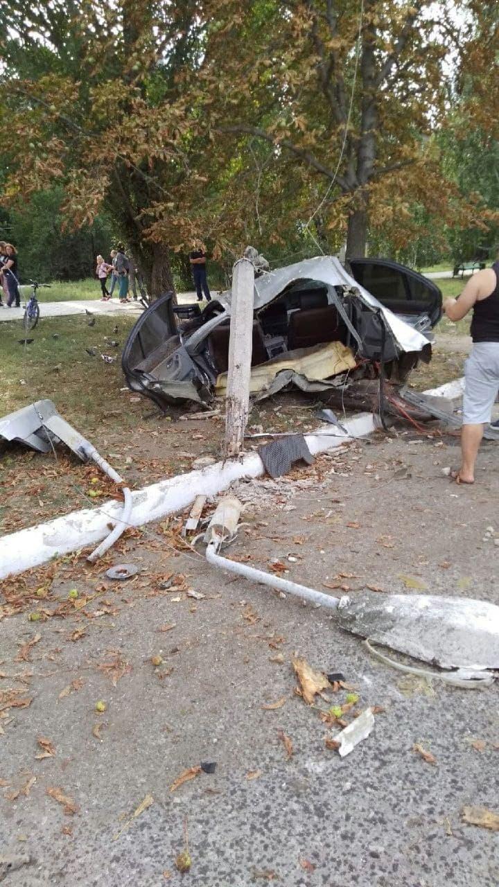 ДТП в Кировске: авто разорвало на части, - ФОТО, фото-4